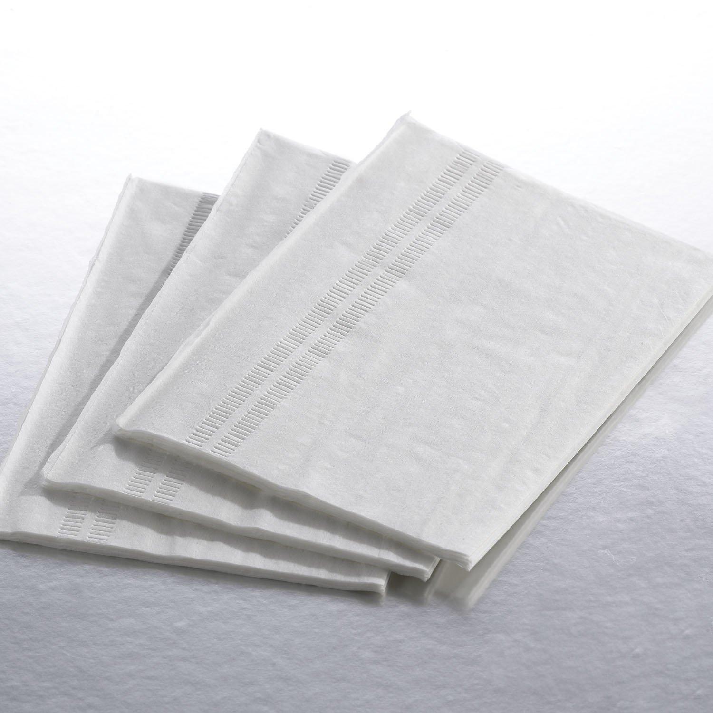 Graham Medical 70160N Towel, 3 Ply, 13.5''w x 18''l (Pack of 500)