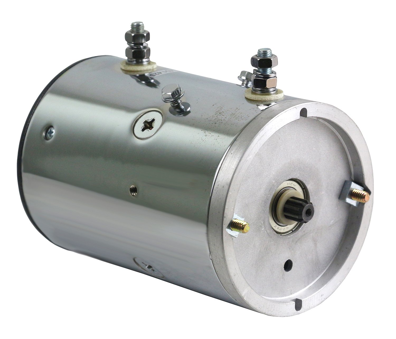 Amazon com new 12v chrome hydraulic motor fits spx