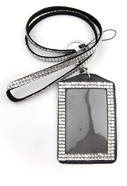 Todo en Uno para cordón collar de Bling Cristal + Soporte para ...