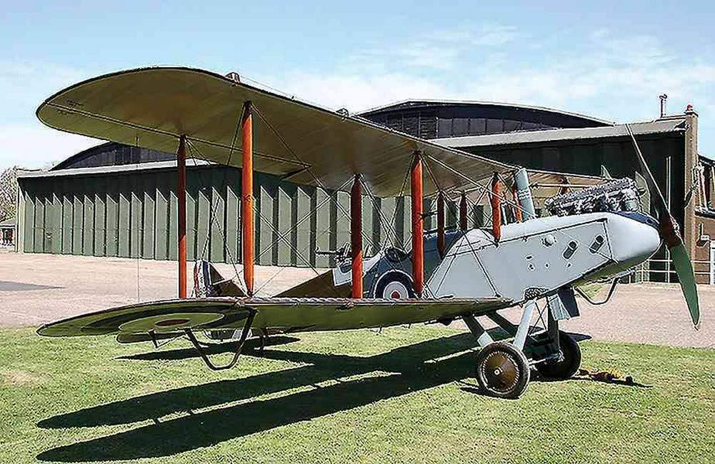 DH9  From Ruin To Restoration  The Extraordinary Story Of The Discovery In India And Return To Flight Of A Rare WWI Bomber