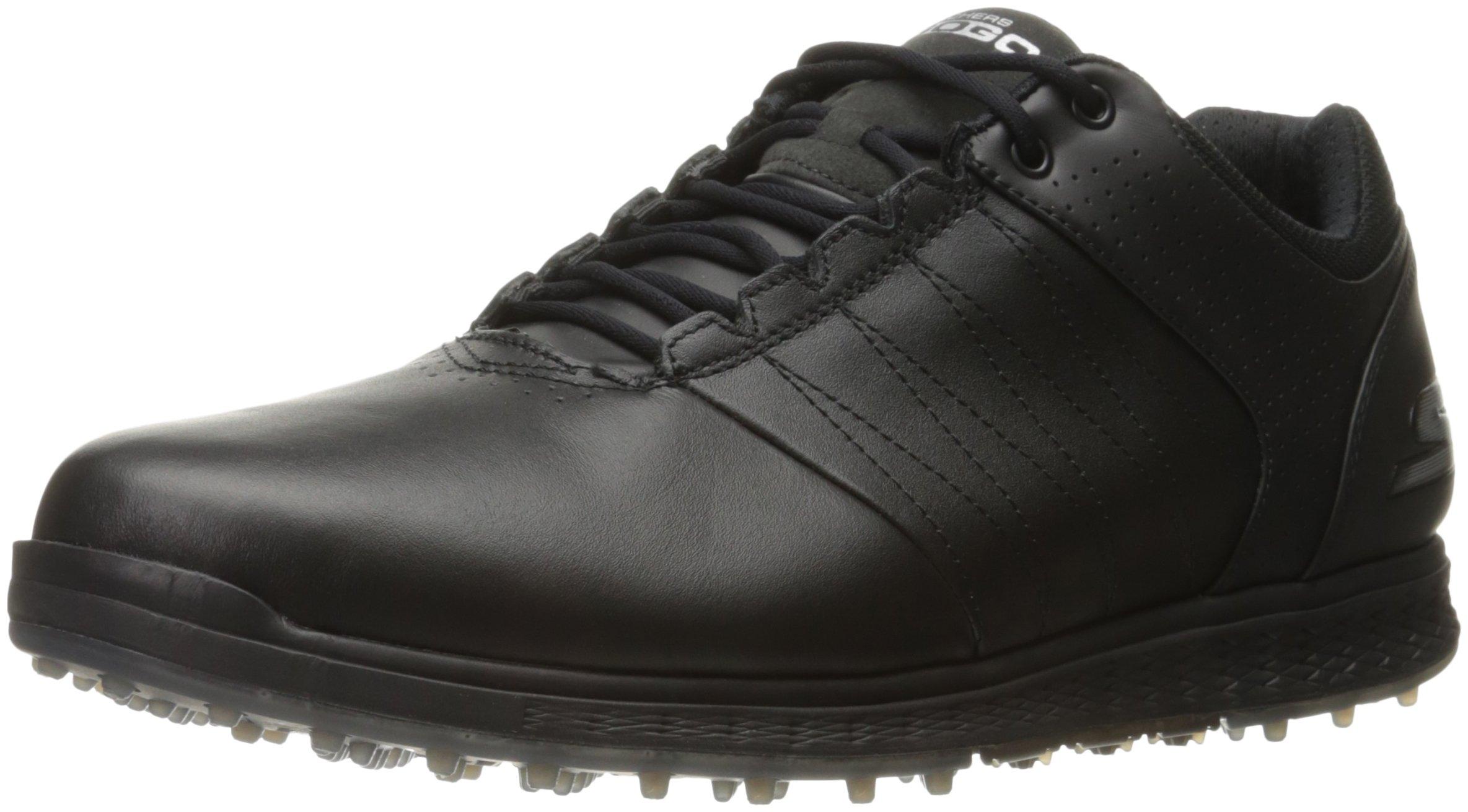 Skechers Performance Men's Go Golf Elite 2 Golf Shoe,Black,10.5 M US