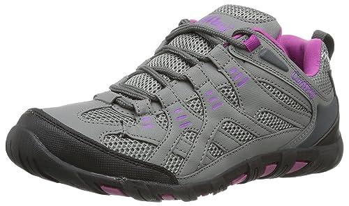 Conway 200482 - Zapatillas de fitness para mujer, color gris, talla 36: Amazon.es: Zapatos y complementos