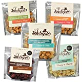 Joe & Seph's Gourmet Popcorn Tasting Selection, 5 Pack