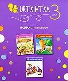 Urtxintxa 3 urte - 3. hiruhilabeteko ipuinak (9-11)