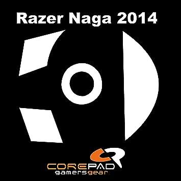 CorePad Skatez PRO 90 Mouse-Feet Razer Naga 2014
