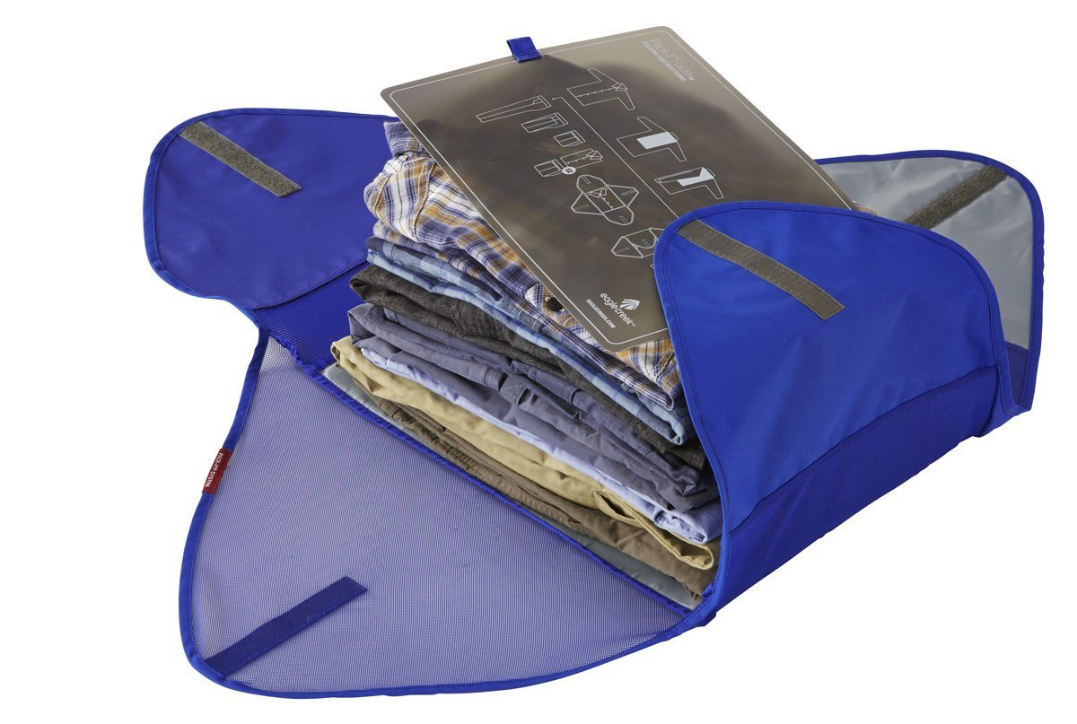 1 liters Blue Sea Organiseur de Bagage Bleu 35 cm Blue Sea Eagle Creek Pack-It Original Garment Folder Small