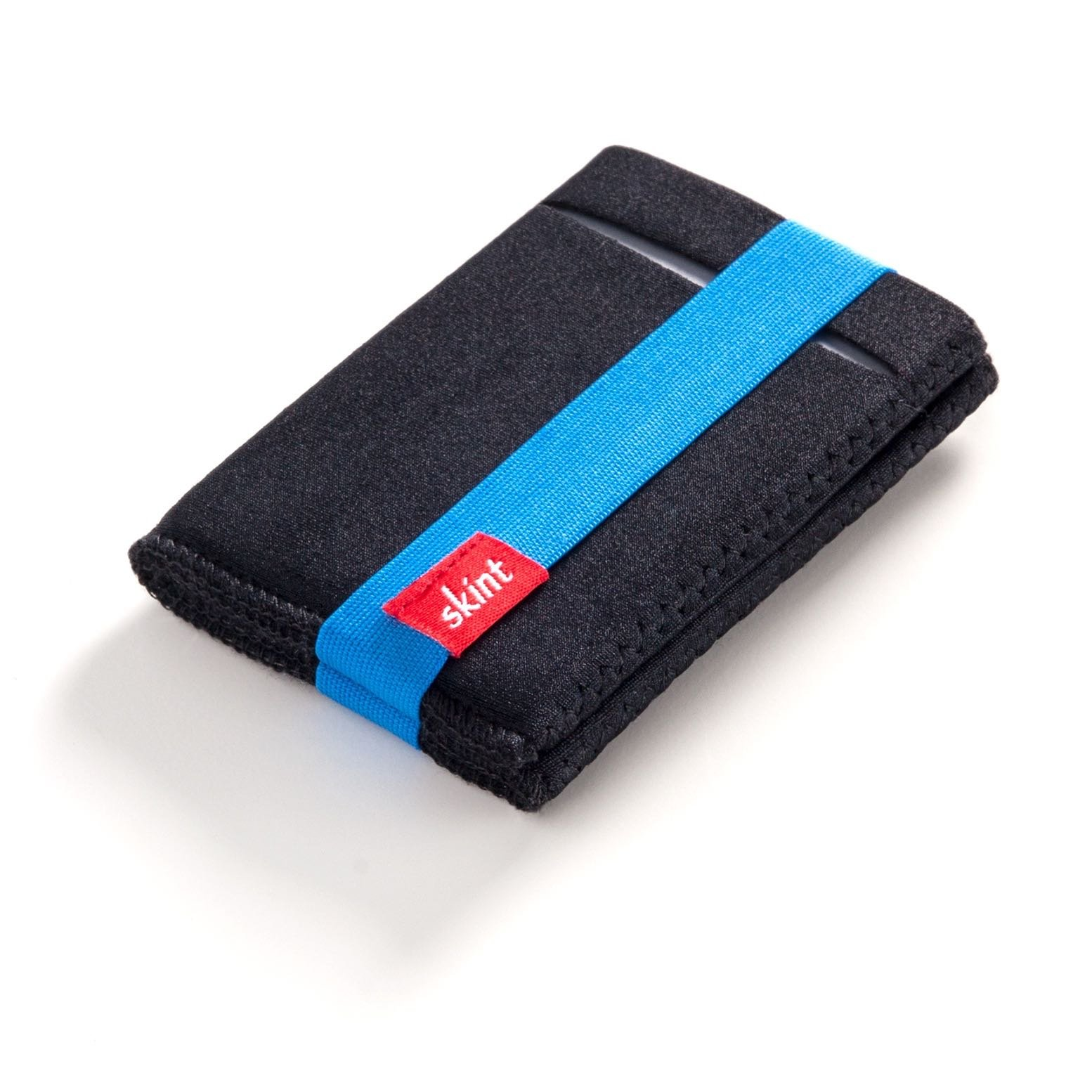 The Skint Wallet - COBALT