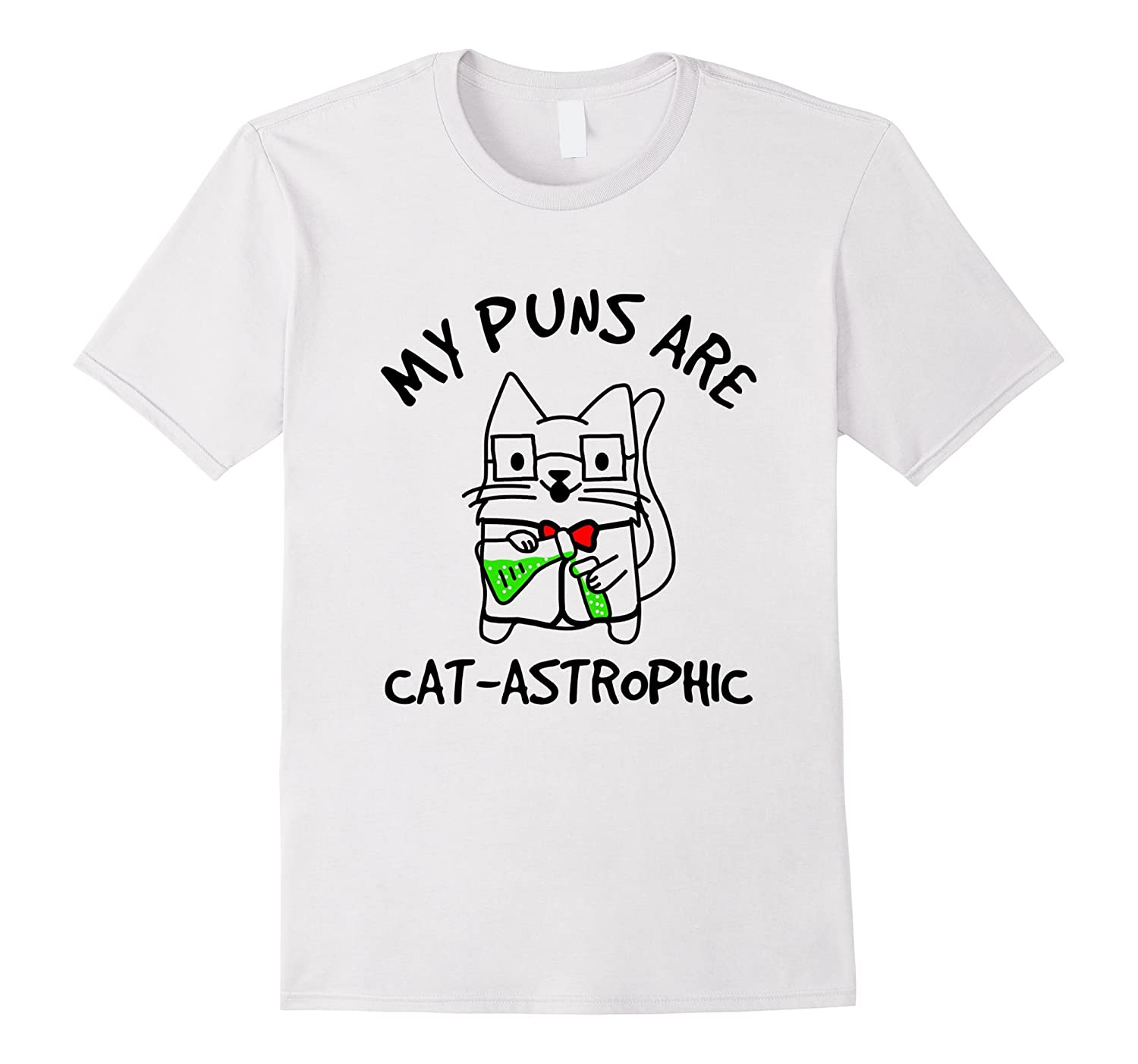 Funny Puns Cat as trophic Cat Shirts Cute Cat Quote Tees Goatstee