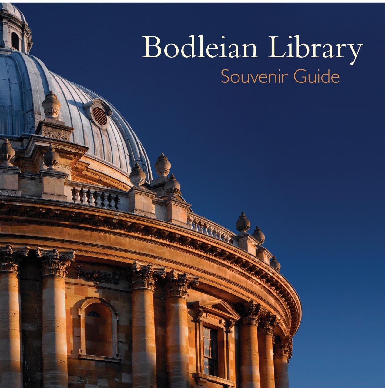 Bodleian Library Souvenir Guide pdf epub