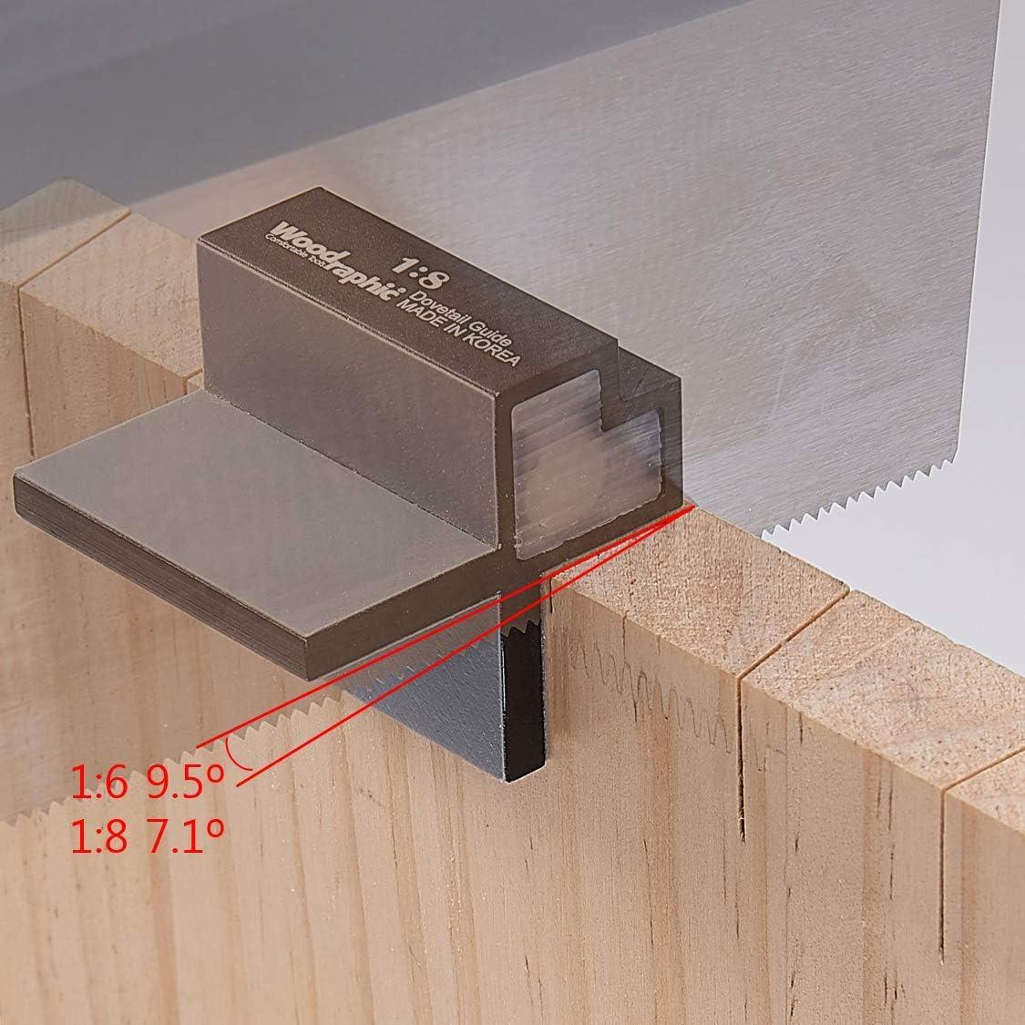 753132342141 Woodraphic Marqueur /à queue daronde magn/étique Pour scie /à main multicolore