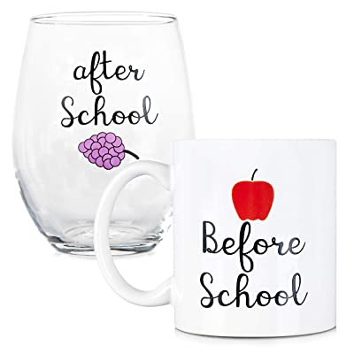 Before school after school drinks