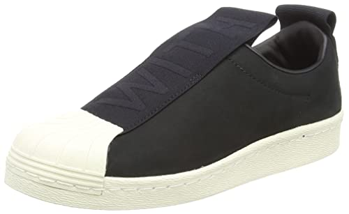 detailed look b91ac f4674 adidas Women s Superstar Bw3s Slipon W Fitness Shoes, Black  (Negbas Negbas Casbla