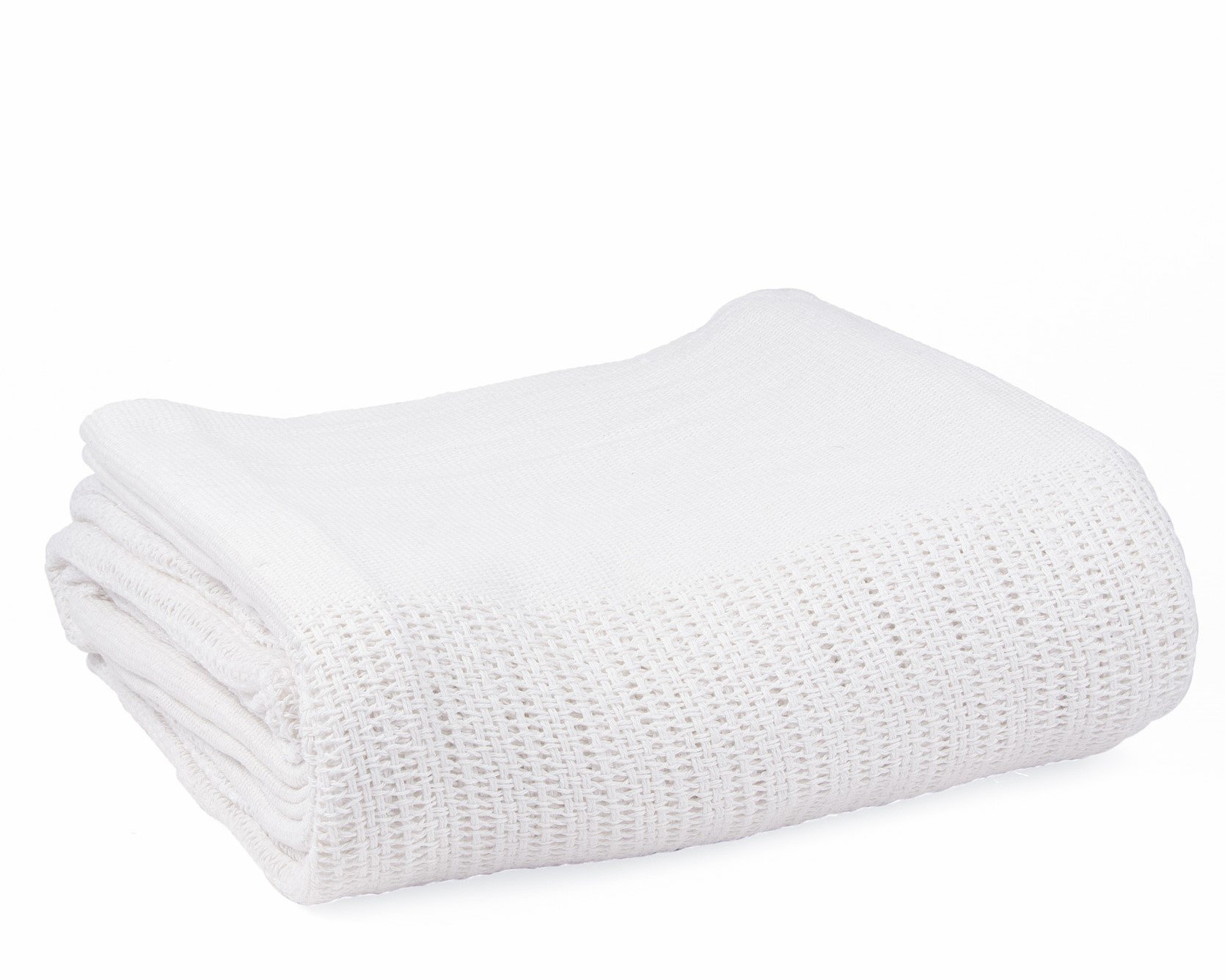 Open-Cell Weave HOSPITAL THERMAL BLANKET 66 X 90 100% Cotton