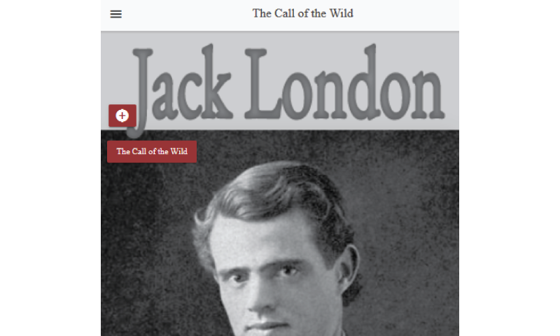 Amazon Com The Call Of The Wild By Jack London