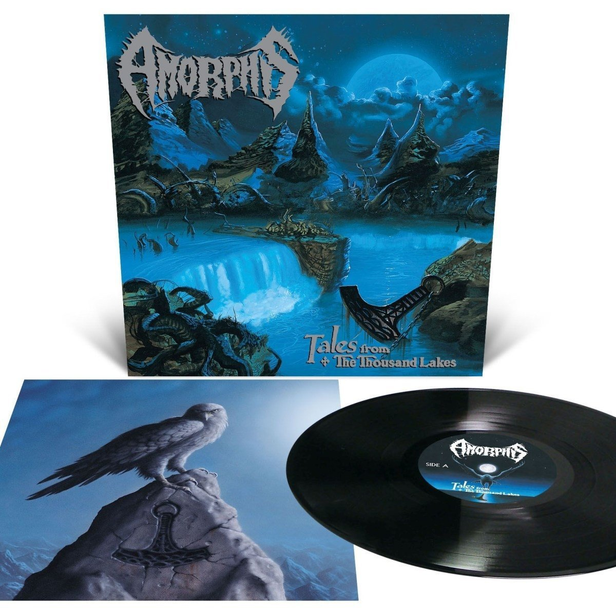 Vinilo : Amorphis - Tales From The Thousand Lakes (Reissue)