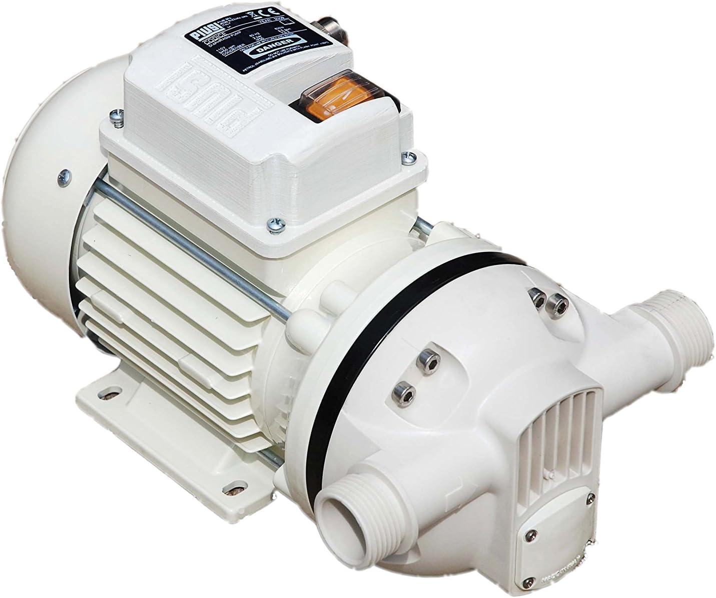 Membranpumpe F Harnstoff Aus 32 Adblue 230 V Mit Kabel Und Stecker Ac Pumpe Artnr P20310 Baumarkt