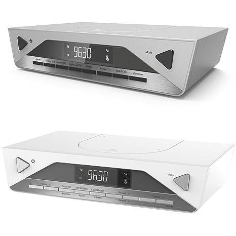 Soundmaster Ur2040 Under Cabinet Fm Dab Bluetooth Kitchen Radio