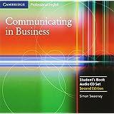 Communicating in Business Audio CD Set (2 CDs) (Cambridge Professional English)
