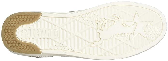Mustang 1246-301-318, Zapatillas Para Mujer, Marrón (318 Taupe), 37 EU