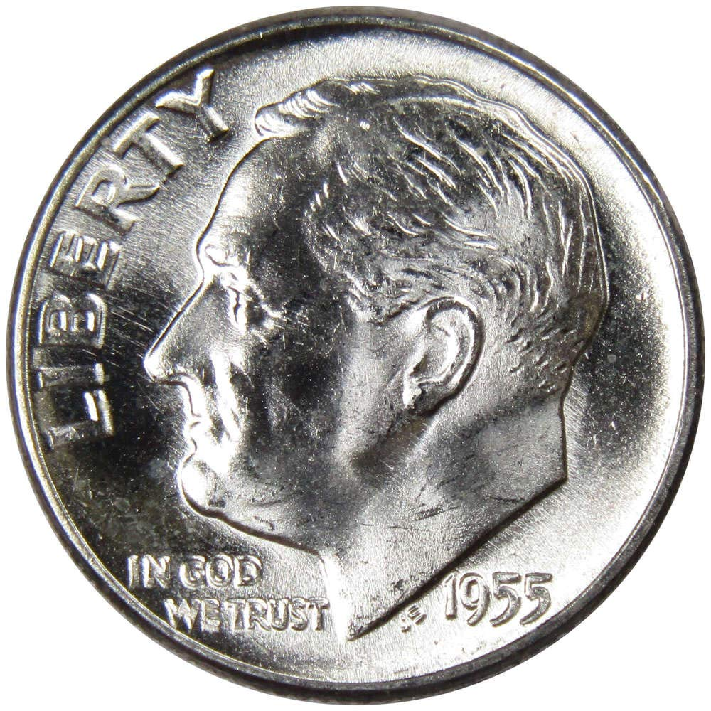 1994-D GEM BU Roosevelt Dime FREE SHIPPING ON ADDITIONAL COINS