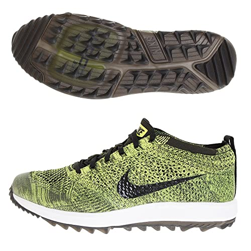 premium selection 56ff4 4a728 Nike Men s Flyknit Racer G Golf Shoes  Amazon.co.uk  Shoes   Bags