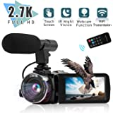 Video Camera Camcorder Digital YouTube Vlogging Camera