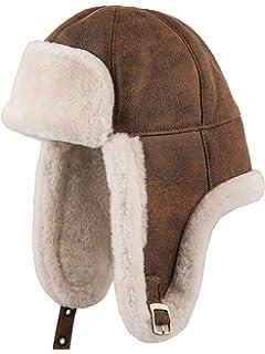 Sterkowski Lumberjack Shetland Wool Warm Chapka Trapper Cap