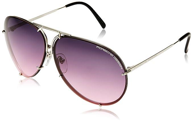 2faade4d4ab Porsche Design Lunettes de soleil (p8478)  Amazon.fr  Vêtements et  accessoires