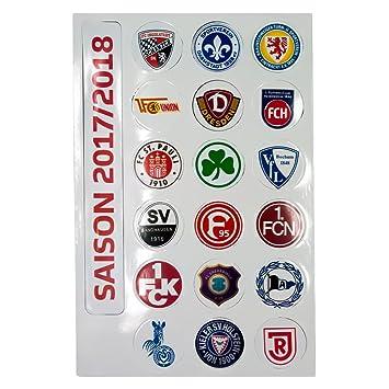 Bundesliga Logo Magnete Saison 2017 18 Alle 18 Vereine