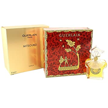 Amazoncom Guerlain Mitsouko Parfum Splash For Women 1 Ounce