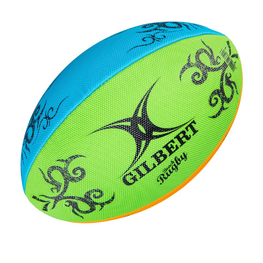 Gilbert Ballon de Beach Rugby (Taille 5) 5024686273379