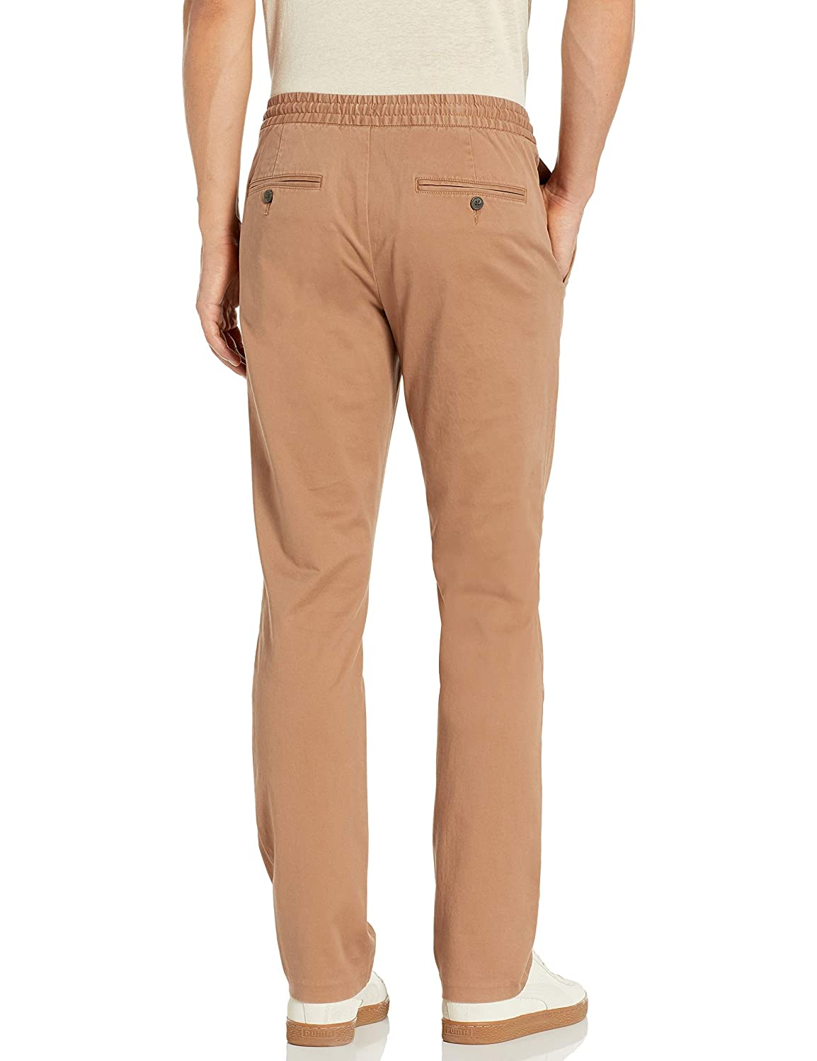 Marca Goodthreads Slim-fit Washed Chino Drawstring Pant Hombre