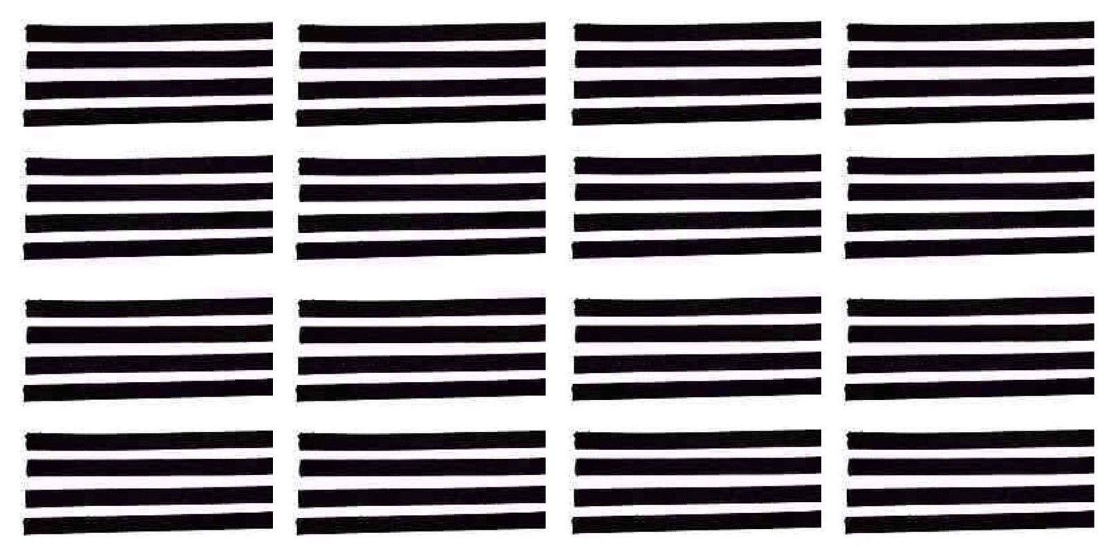 Black Mega-Pack Replacement Cleaning Strips (64-Count) VPI Okki Nokki 3M LP Vinyl Record Album