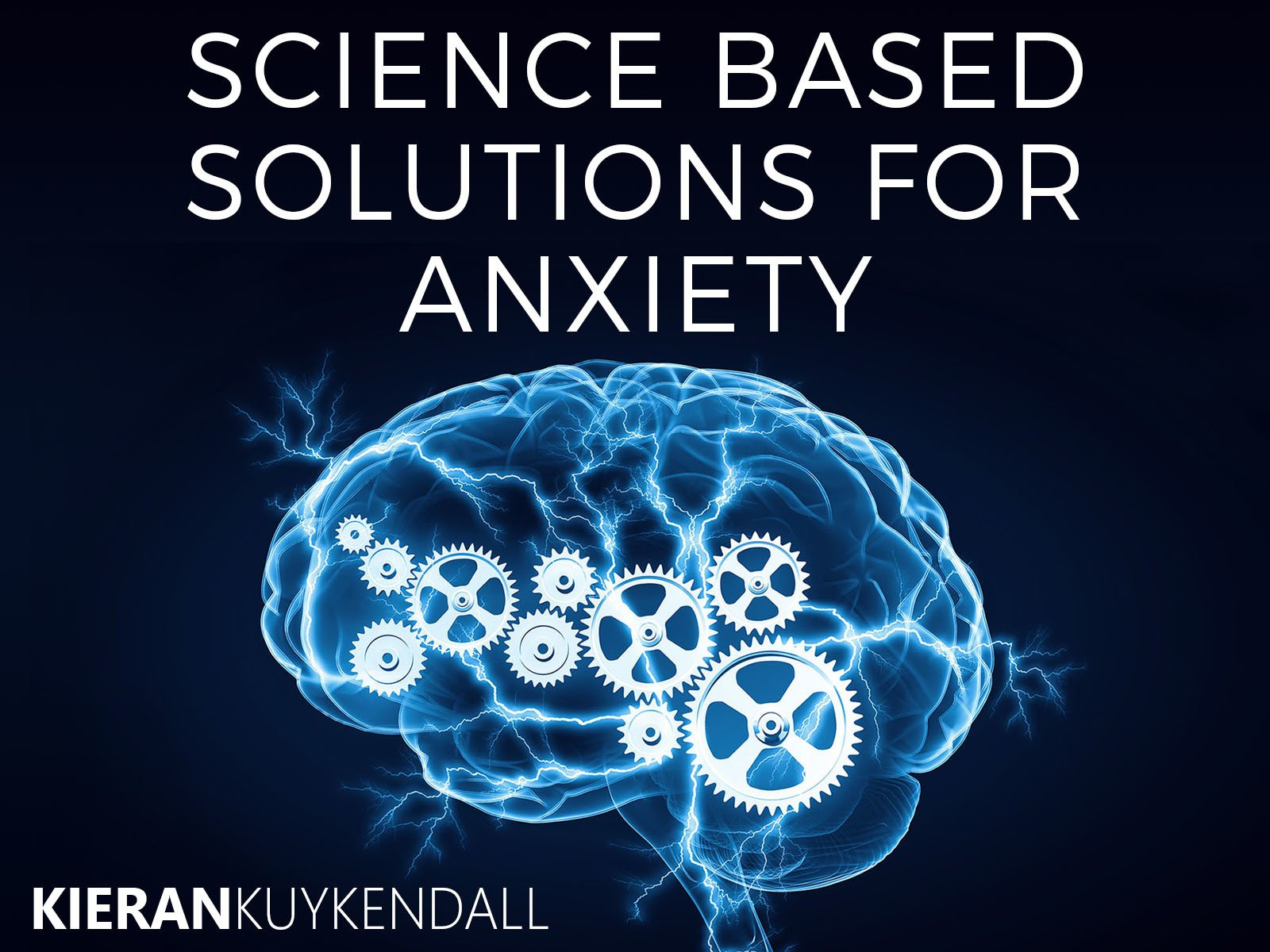 Science Based Solutions For Anxiety on Amazon Prime Video UK