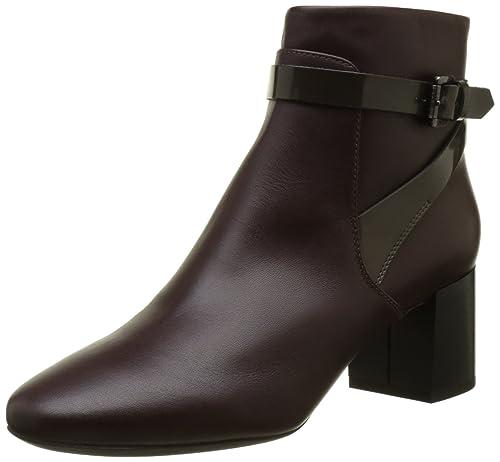 Amazon Angebot Geox Damen D Annya Mid A Stiefel