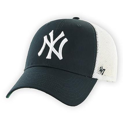 '47 Gorra Trucker MVP Branson New York Yankees Brand - Azul Marino