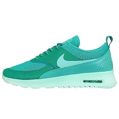 Nike Damen Sneaker WMNS Air Max Thea Lt RetroArtisan Teal
