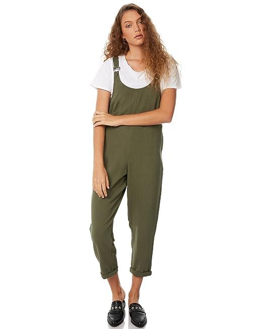 acogedor fresco mejor sitio web precios de liquidación Swell - Mono - para mujer Verde verde oliva 44: Amazon.es ...