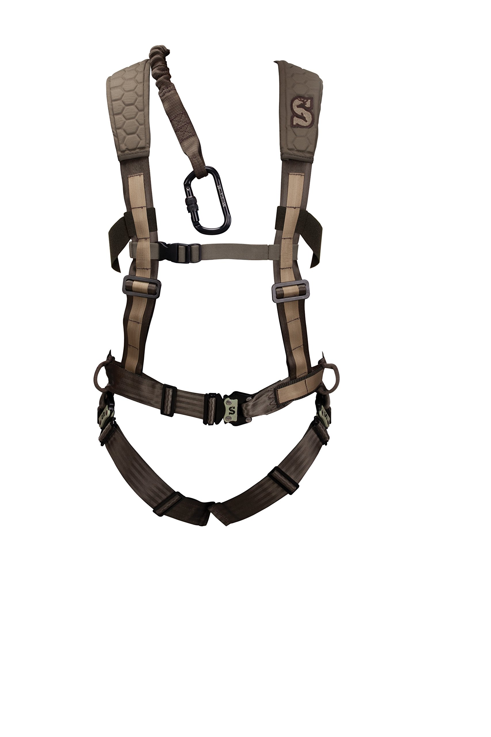 Summit Treestands Men's Pro Safety Harness, Large by Summit Treestands