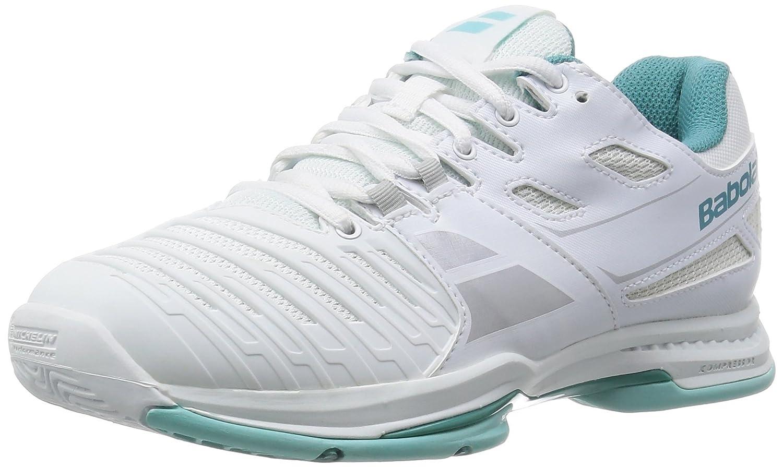 Amazon.com   Babolat SFX 2 All Court Women's Tennis Shoe   Tennis & Racquet  Sports