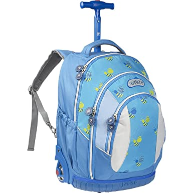 Amazon.com | J World New York Sweet Kids Rolling Backpack (Kids ...
