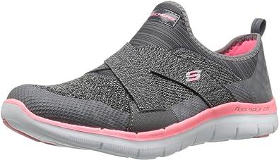 Skechers Flex Appeal 2.0 New Image, Baskets Basses Femme