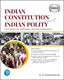 Indian Constitution And Indian Polity | For Civil Service Preliminary and Main Examinations | By Pearson