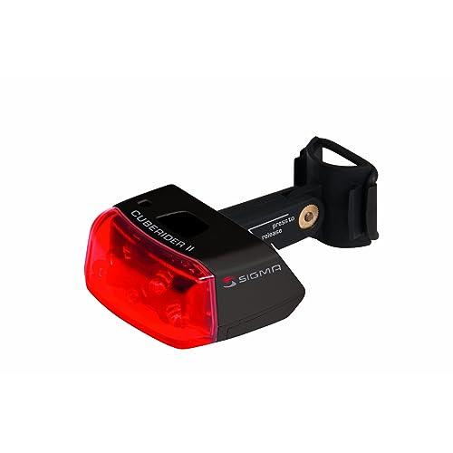 Sigma Sport Beleuchtung Cuberider Ii Rl 700, Black, 18105