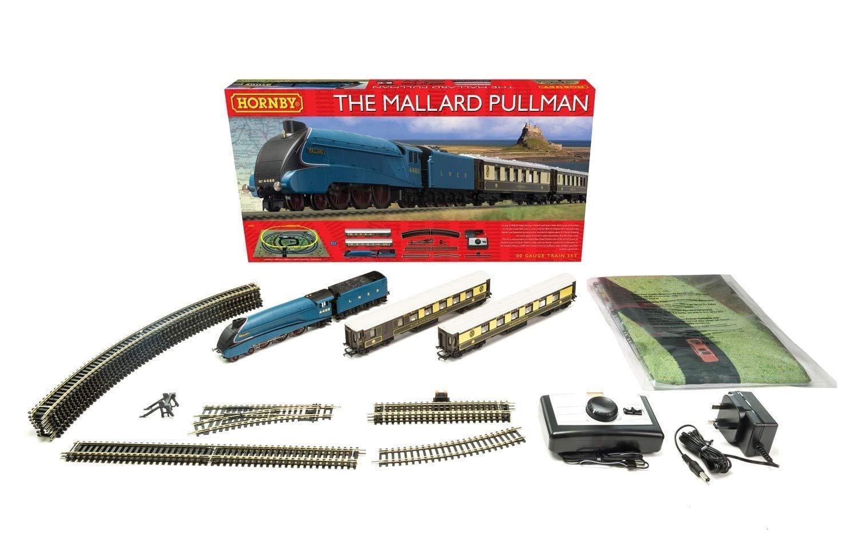 正規店仕入れの Hornby The Mallard B00PPTQE3S The Pullman A4 Pacific #4468 Set OO Train Set B00PPTQE3S, サクラシ:fb988303 --- phcontabil.com.br