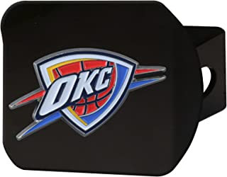 product image for FANMATS NBA Oklahoma City Thunder NBA - Oklahoma City Thundercolor Hitch - Black, Team Color, One Size