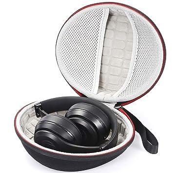 Estuche rígido para audífonos para Usar en la Oreja Beats Solo3 / Auriculares para en la Oreja Solo2 inalámbricos y audífonos Sennheiser, ...
