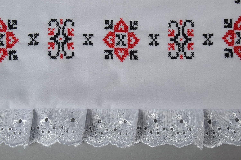 Pañuelo De Bautizo Hecho A Mano De Algodón Bordado Para Bebés Blanco Con Encaje: Amazon.es: Ropa y accesorios