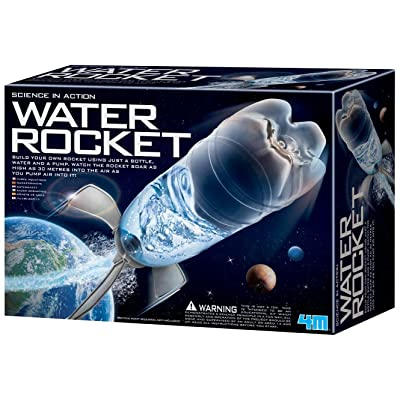 Science in Action - Rocket water: Toys & Games