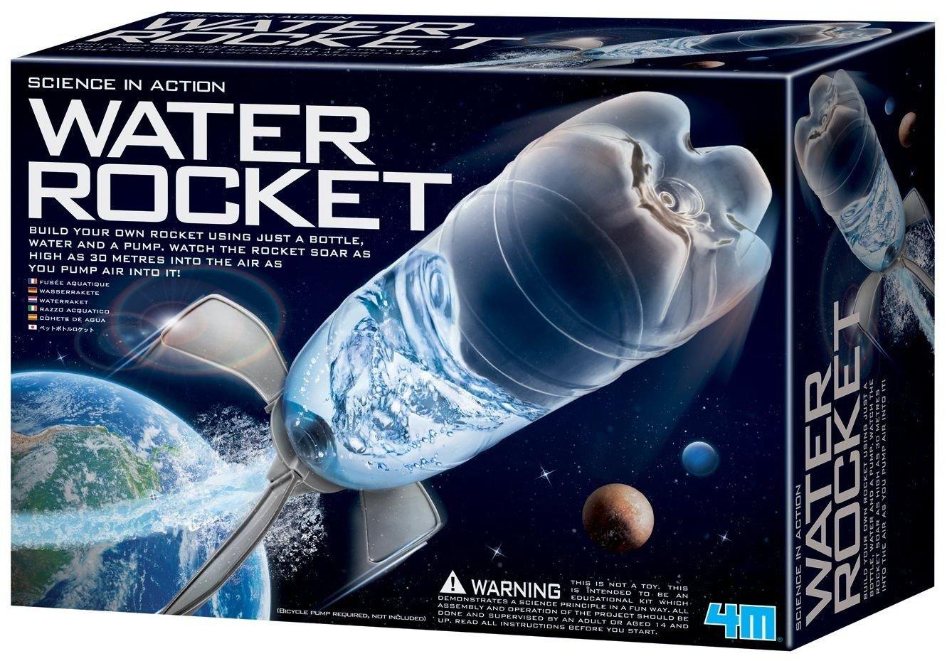 Great Gizmos 4M - Water Rocket Ciencia (00-03912): Amazon.es: Juguetes y juegos